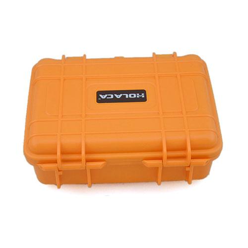 Stötsäker Förvaringsväska för GoPro och GoPro Tillbehör – Orange