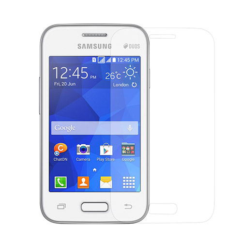 Tempered Glass Skärm Skydd For Samsung Galaxy Young 2 – Clear