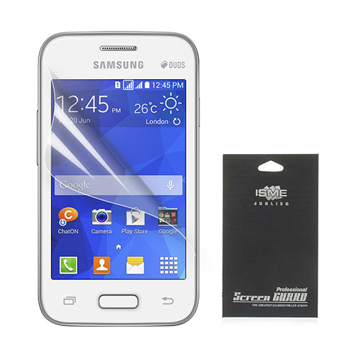 Skärm Skydd For Samsung Galaxy Young 2 – Clear