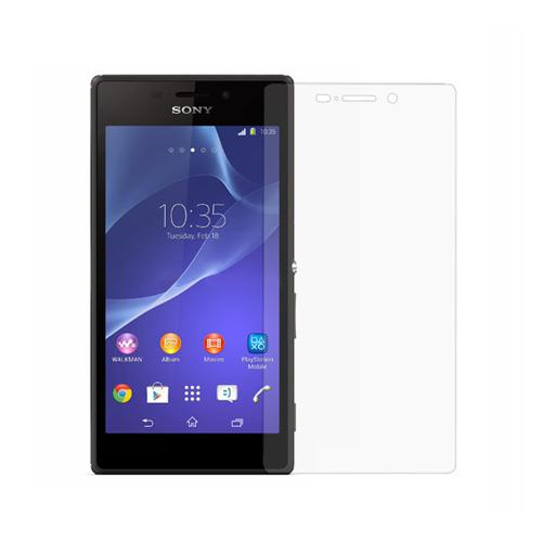 Displayskydd för Sony Xperia M2 (Klar)