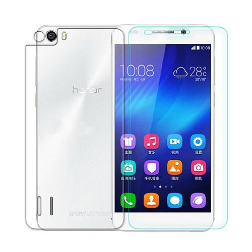 Tempered Glass Huawei Honor 6 Skärm Skydd