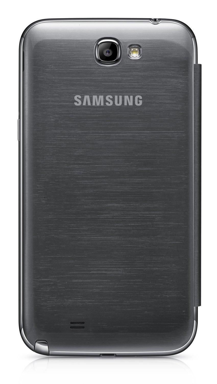 SAMSUNG Galaxy Note 2 Skal (Svart)
