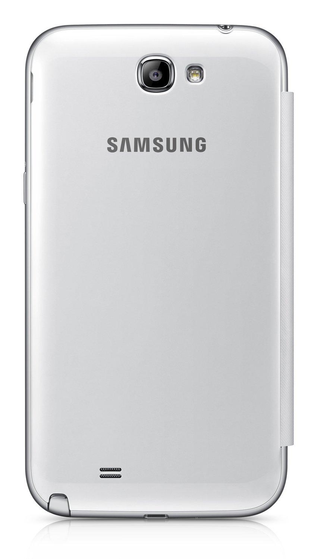 SAMSUNG Galaxy Note 2 Skal (Vit)