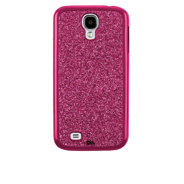Case-Mate Glimmer Case för Samsung Galaxy S4 (Rosa)