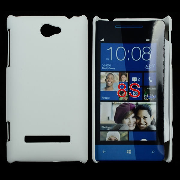 Hårdskal (Vit) HTC 8S Skal