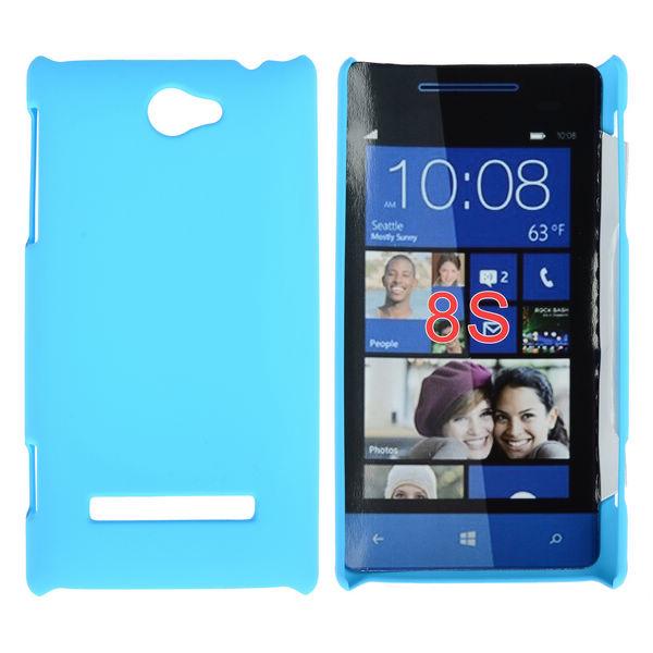 Hårdskal (Ljusblå) HTC 8S Skal