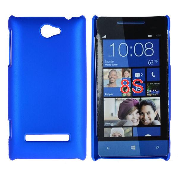 Hårdskal (Blå) HTC 8S Skal