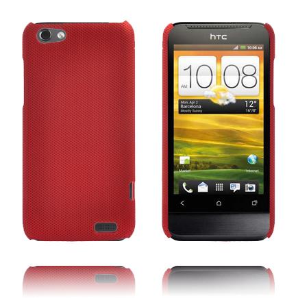 Supreme (Mörkröd) HTC One V Skal
