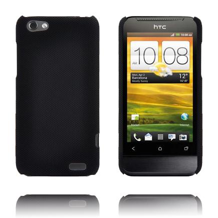 Supreme (Svart) HTC One V Skal