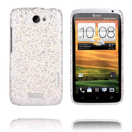 Victoria (Silver) HTC One X Skal