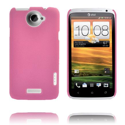 Supreme (Ljusrosa) HTC One X Skal