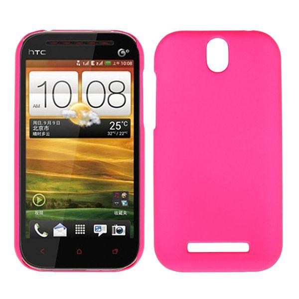 Hårdskal (Het Rosa) HTC One ST Skal