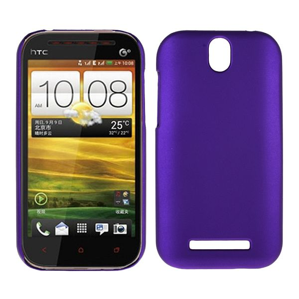 Hårdskal (Lila) HTC One ST Skal