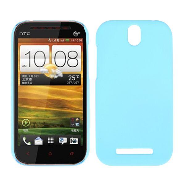 Hårdskal (Ljusblå) HTC One ST Skal
