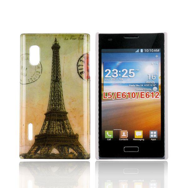 StoryLine (Eiffel) LG Optimus L5 Skal