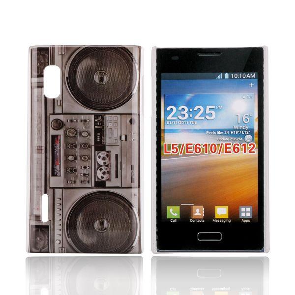StoryLine (Radio) LG Optimus L5 Skal