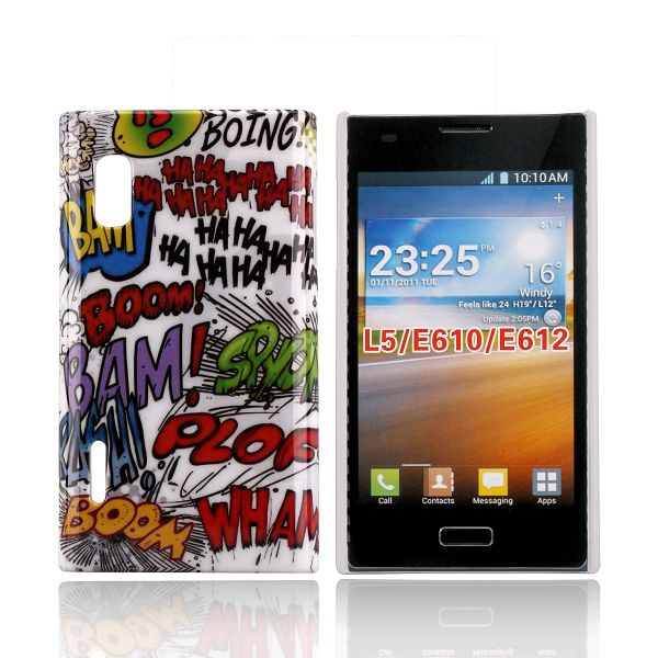 StoryLine (BOOM) LG Optimus L5 Skal