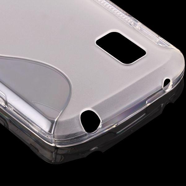 S-Line Transparent (Klar) LG Google Nexus 4 Skal