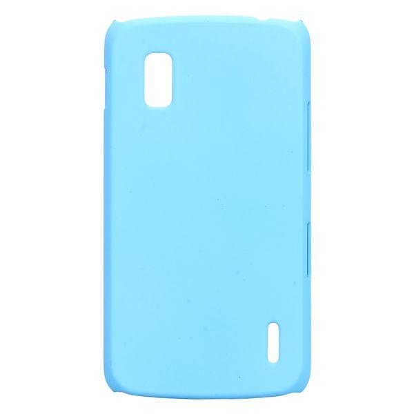Supra (Ljusblå) LG Google Nexus 4 Skal