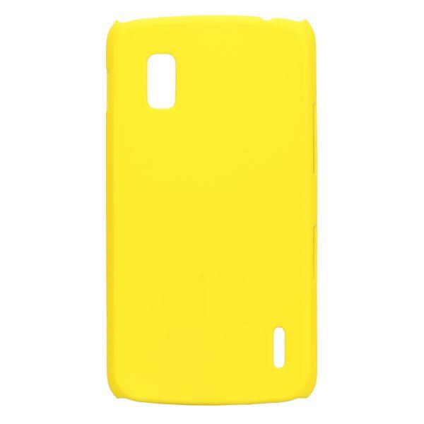 Supra (Gul) LG Google Nexus 4 Skal