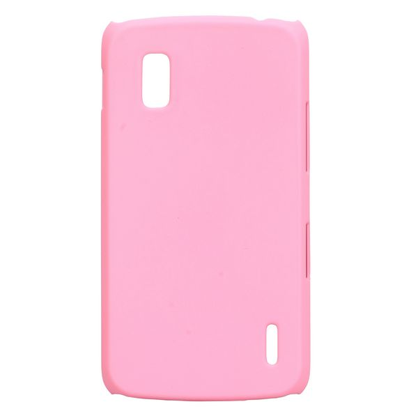 Supra (Ljusrosa) LG Google Nexus 4 Skal