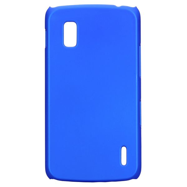 Supra (Blå) LG Google Nexus 4 Skal
