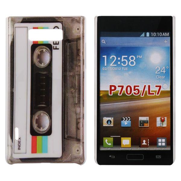 StoryLine (Kassettband 1) LG Optimus L7 Skal