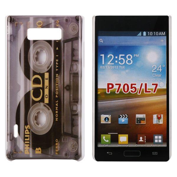 StoryLine (Kassettband 2) LG Optimus L7 Skal