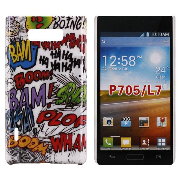 StoryLine (BOOM) LG Optimus L7 Skal