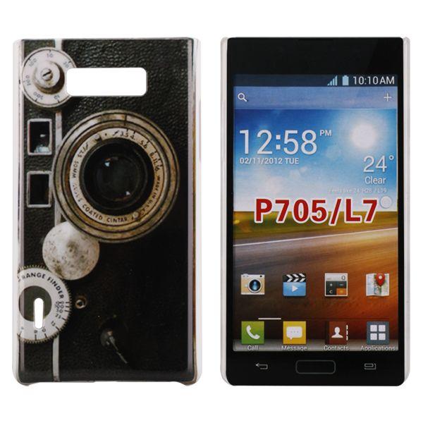 StoryLine (Kamera) LG Optimus L7 Skal