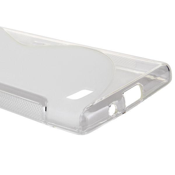 S-Line Transparent (Klar) LG Optimus L9 Skal