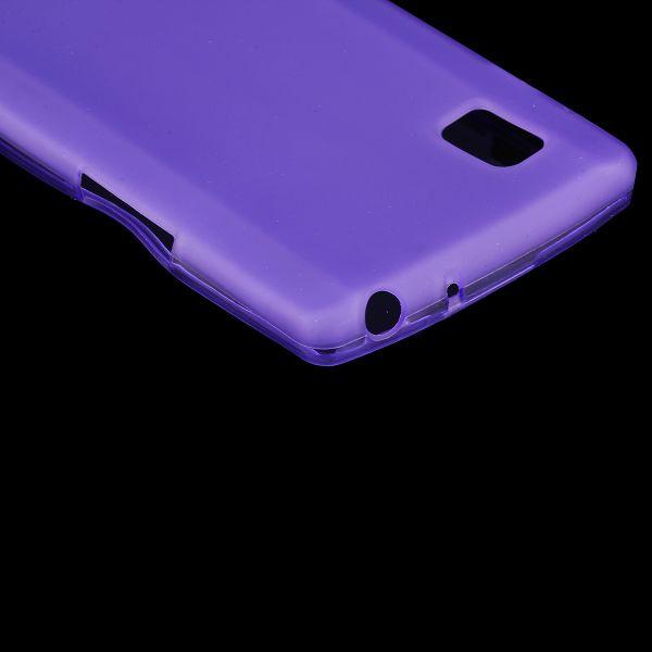Color Shell (Lila) LG Optimus L9 Skal