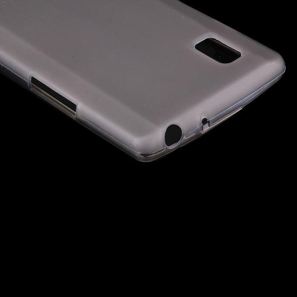 Color Shell (Grå) LG Optimus L9 Skal