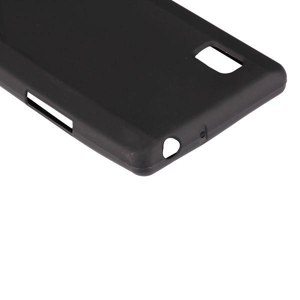 Color Shell (Svart) LG Optimus L9 Skal