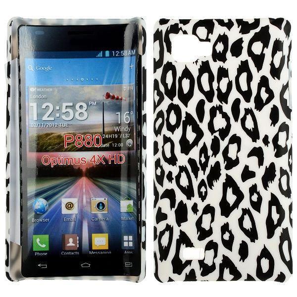 Safari (Leopard) LG Optimus 4X HD Skal