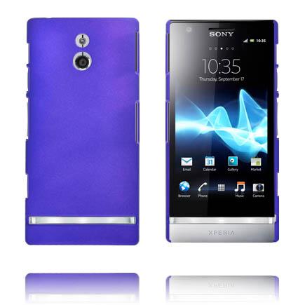 Hårdskal (Blå) Sony Xperia P Skal