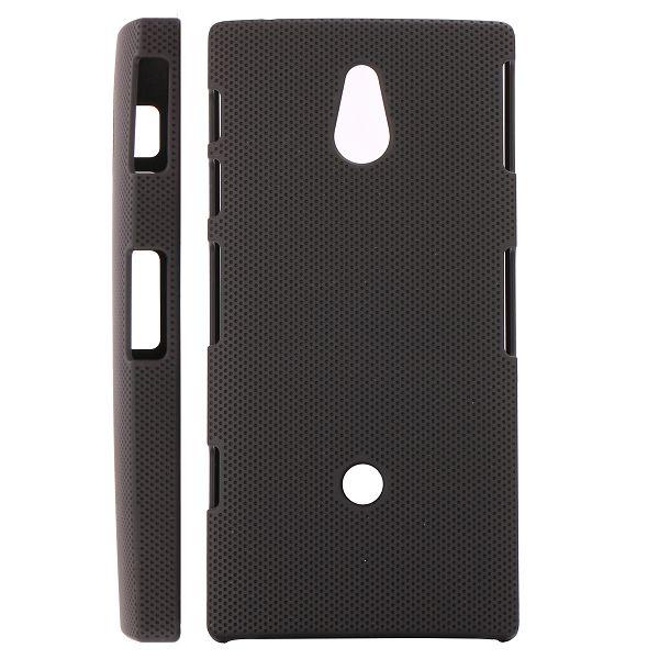 Supra (Svart) Sony Xperia P Skal