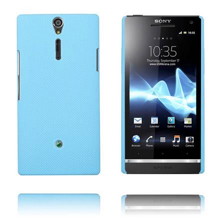 Supreme (Ljusblå) Sony Xperia S Skal