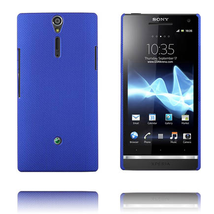 Supreme (Blå) Sony Xperia S Skal