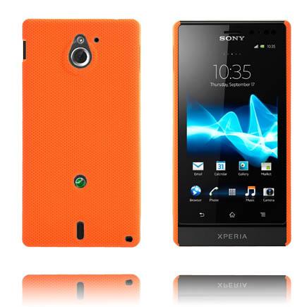 Supreme (Orange) Sony Xperia Sola Skal