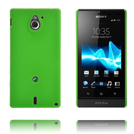 Supreme (Grön) Sony Xperia Sola Skal