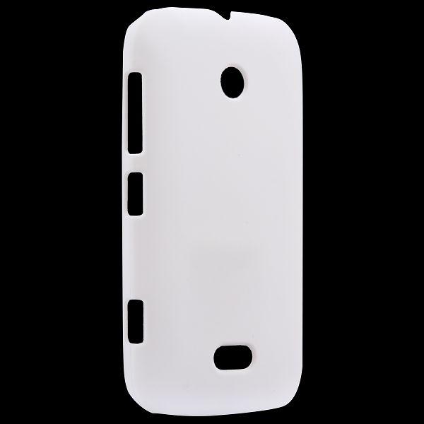 Hårdskal (Vit) Nokia Lumia 510 Skal