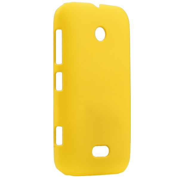 Hårdskal (Gul) Nokia Lumia 510 Skal