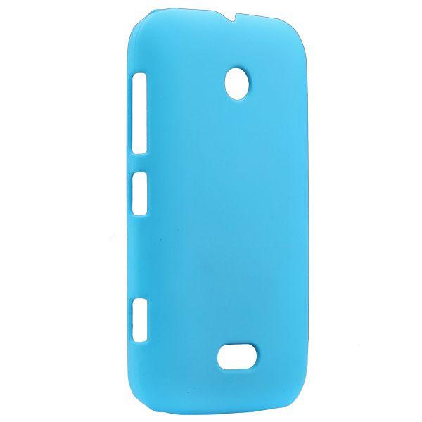Hårdskal (Ljusblå) Nokia Lumia 510 Skal