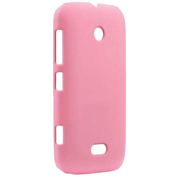 Hårdskal (Ljusrosa) Nokia Lumia 510 Skal