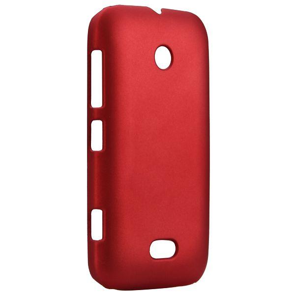 Hårdskal (Röd) Nokia Lumia 510 Skal