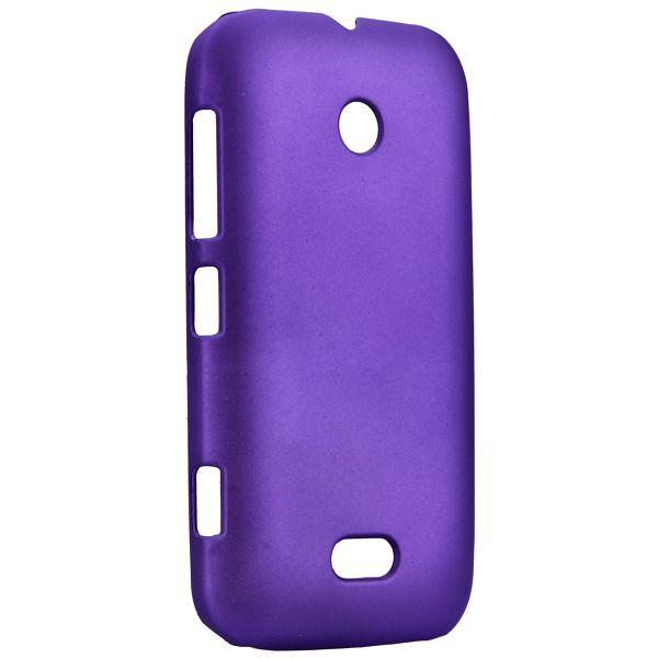 Hårdskal (Lila) Nokia Lumia 510 Skal