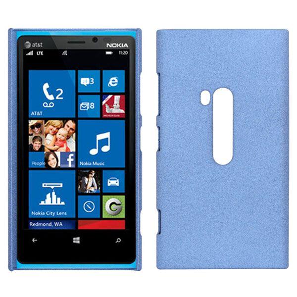 Rock Shell (Ljusblå) Nokia Lumia 920 Skal