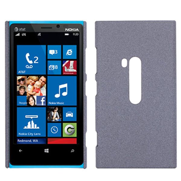 Rocksand (Grå) Nokia Lumia 920 Skal