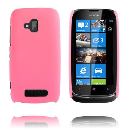 Hårdskal (Ljusrosa) Nokia Lumia 610 Skal